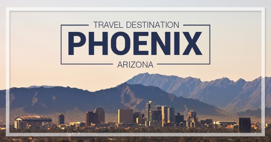 Travel nursing destination Phoenix, Arizona