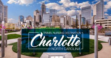 Travel Nursing Charlotte NC