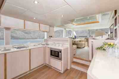 Nomad 55 Galley