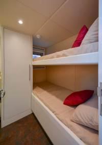 Nomad 65 Crew Cabin