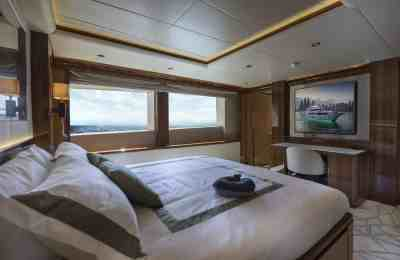 Majesty 155 Double Guest Stateroom