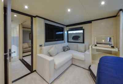 Nomad 75 Forward VIP Stateroom