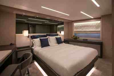 Nomad 95 SUV Lower Deck VIP Stateroom