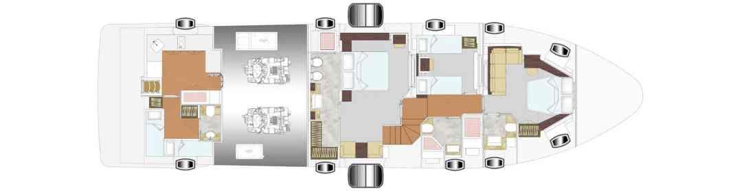 Lower Deck Nomad 75
