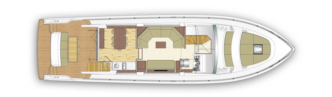 Majesty 62 deckplans 2