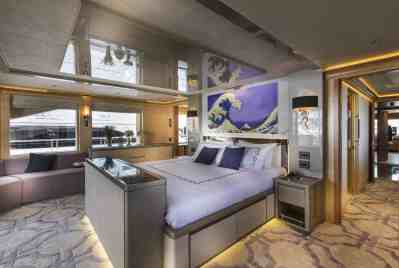 Majesty 155 Owners Stateroom