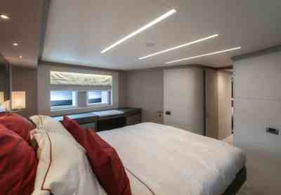 Nomad 75 SUV VIP Guest Stateroom