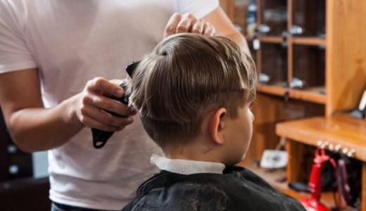 髪を切るのが大嫌いな息子でも、ご機嫌でカット出来た方法