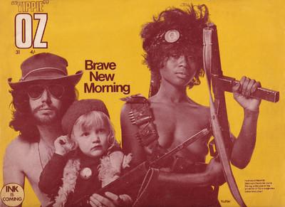 OZ no.31, cover
