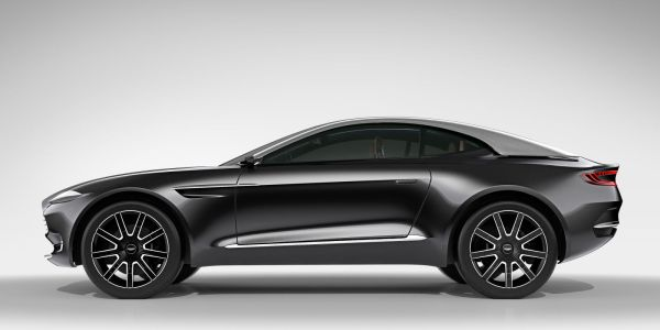 Aston Martin CEO Won't Build an SUV