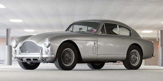 This vintage beauty, according to the eBay listing, has been sitting in a garage for the last 35 years. In fact, it seems like people like to store these Aston Martins. It costs $285,000, and bidding has ended.