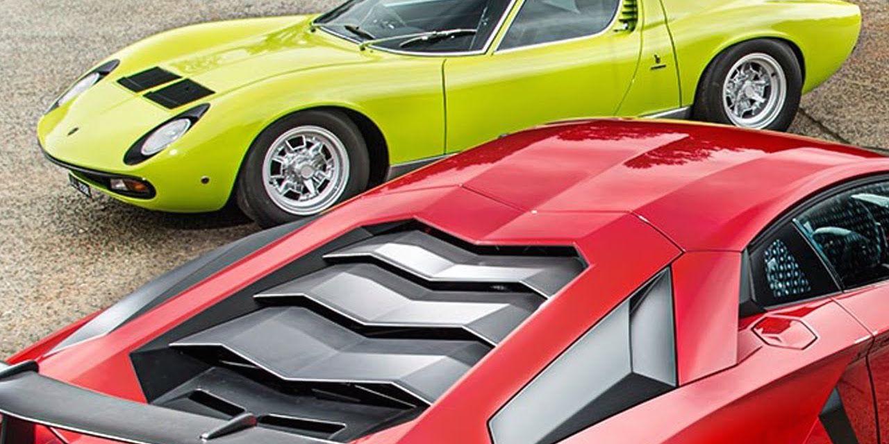 How Much Lamborghini Aventador