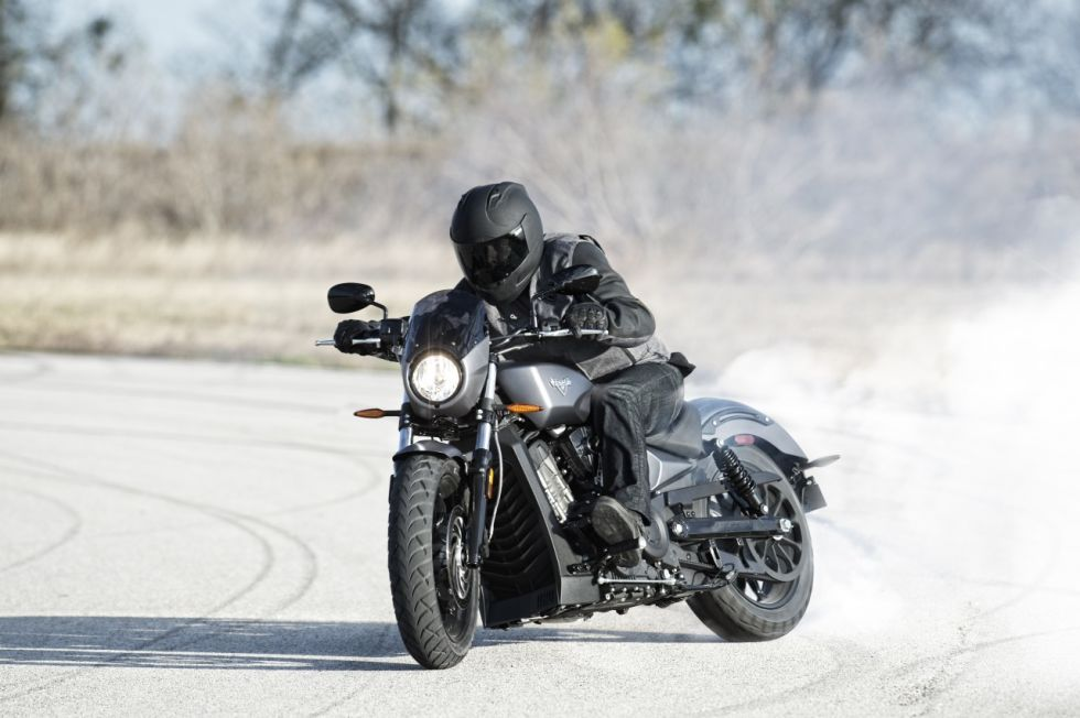 Base Price: $10,000 (gloss black)Victory motorcycles don't come cheap, and practically never go south of $10,000. But that changes this year with the new Octane. Although not an all-new motorcycle—it shares quite a bit of its mechanical makeup with the Indian Scout 60. But that's certainly not a bad thing because the Scout made our list of best buys last year. The 1200 liquid-cooled V-Twin is a modified version of what powers the Scout. It's also where it delivers 104 hp and 76 lb-ft of torque. The suspension has been calibrated for a sportier feel, too.Because it weighs more than 100 pounds less than Victory's own Vegas, this lower-priced machine is also one of the quickest and most rewarding to ride in the company's lineup. Compared to the classically-styled Indian, the Octane looks more like a muscled-up street fighter—and we certainly liking that aesthetic.