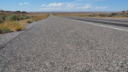 On the Road, der Horizont ist endlos !