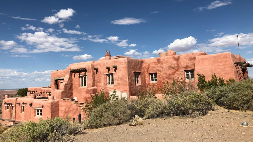 Painted-Desert-Inn
