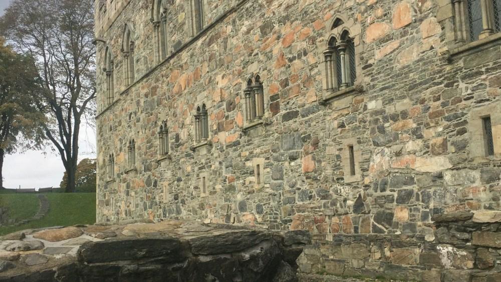Bergenhus Festung in Bergen