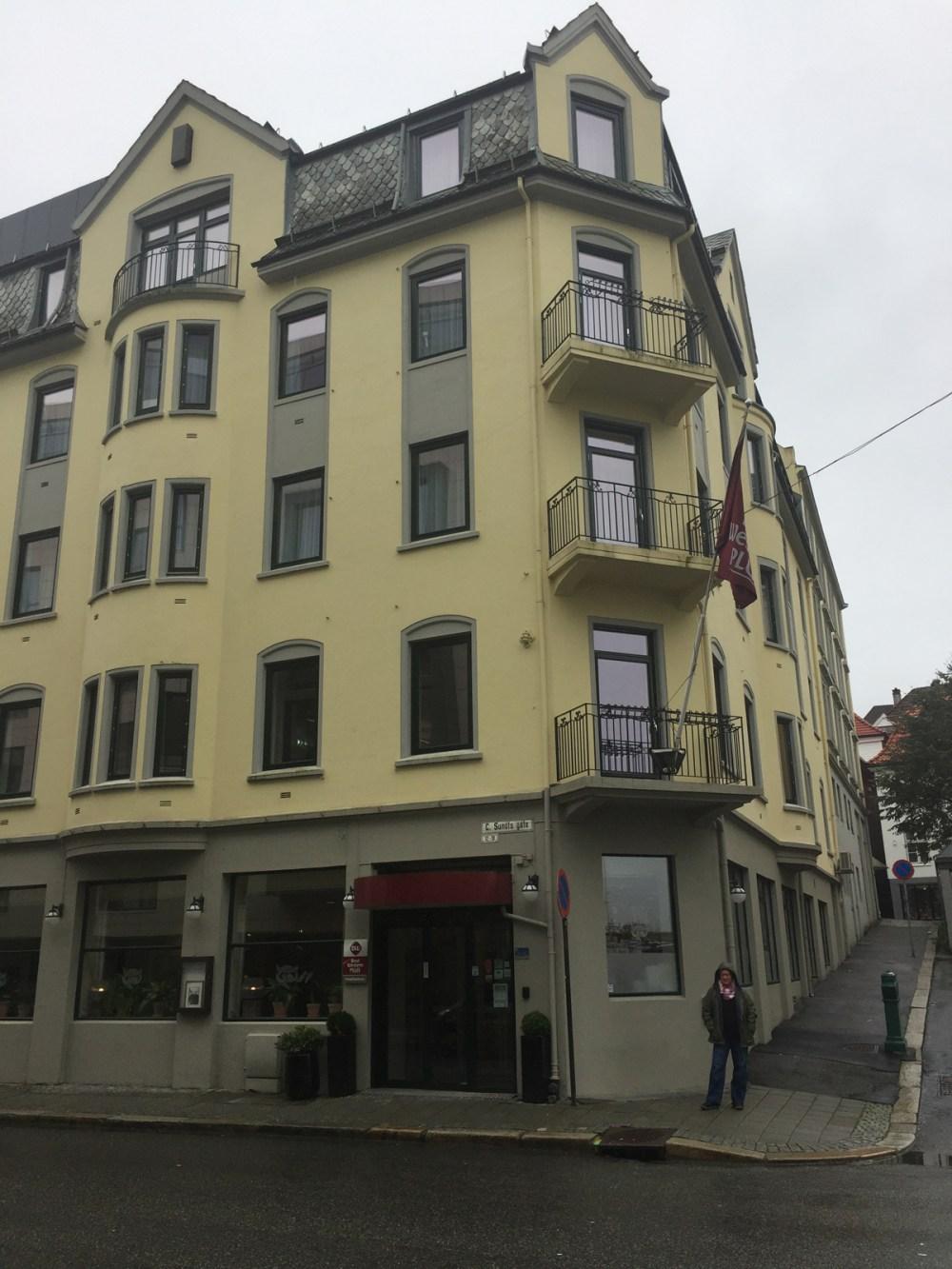 Hotell Hordaheimen in Bergen