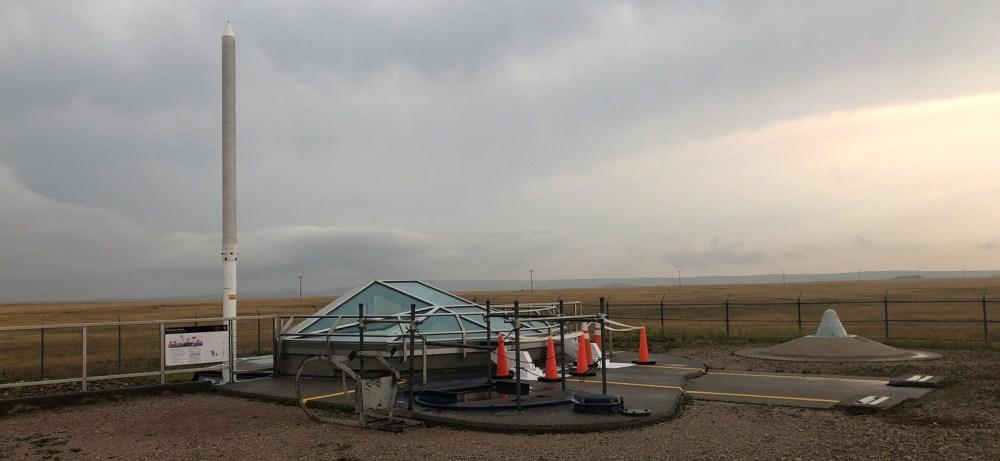 Minuteman Launch Facility D-9
