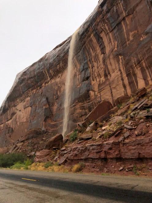 Flash Flood in Moab