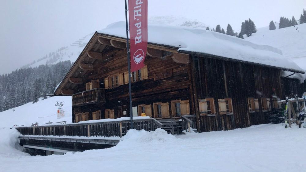 Rud-Alpe in Lech