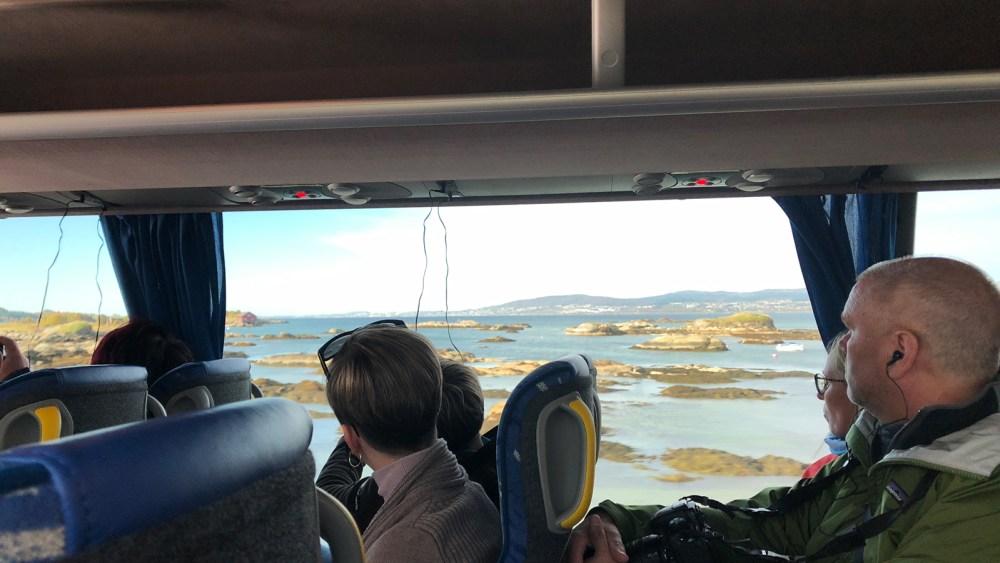 Unterwegs zum Saltstraumen bei Bodø