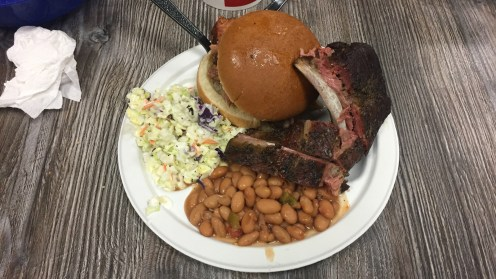 Big John's Texas BBQ in Page
