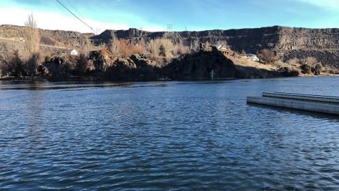Shoshone Falls Ferry
