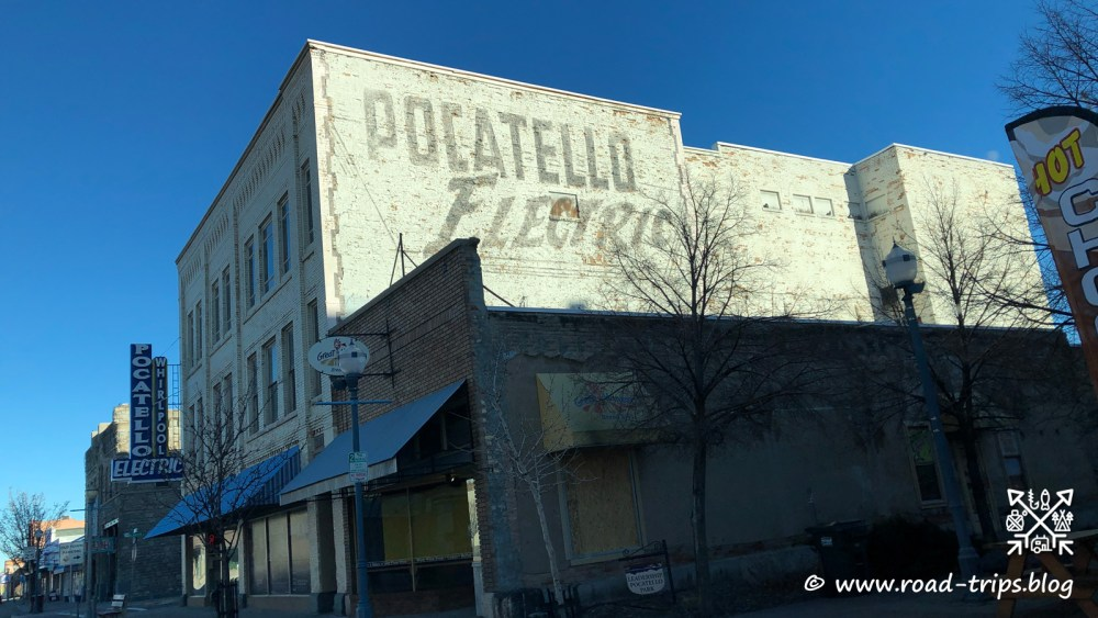 Pocatello in Idaho