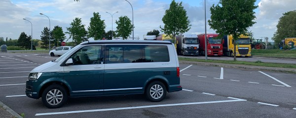 VW California Ocean T6