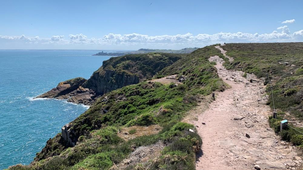 Küstenweg vom Cap Fréhel zum Fort La Latte