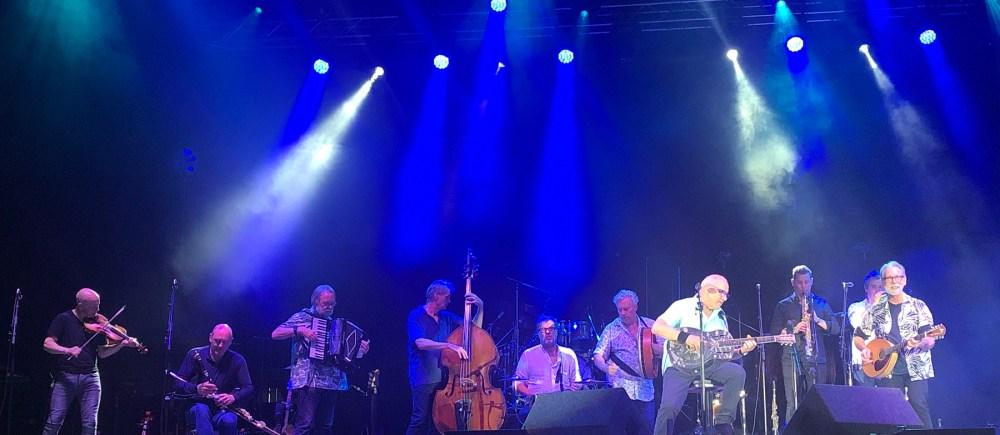 Mark Knopfler und Band