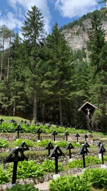 Kriegerfriedhof Nasswand