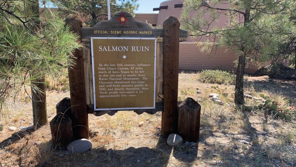 Salmon Ruin