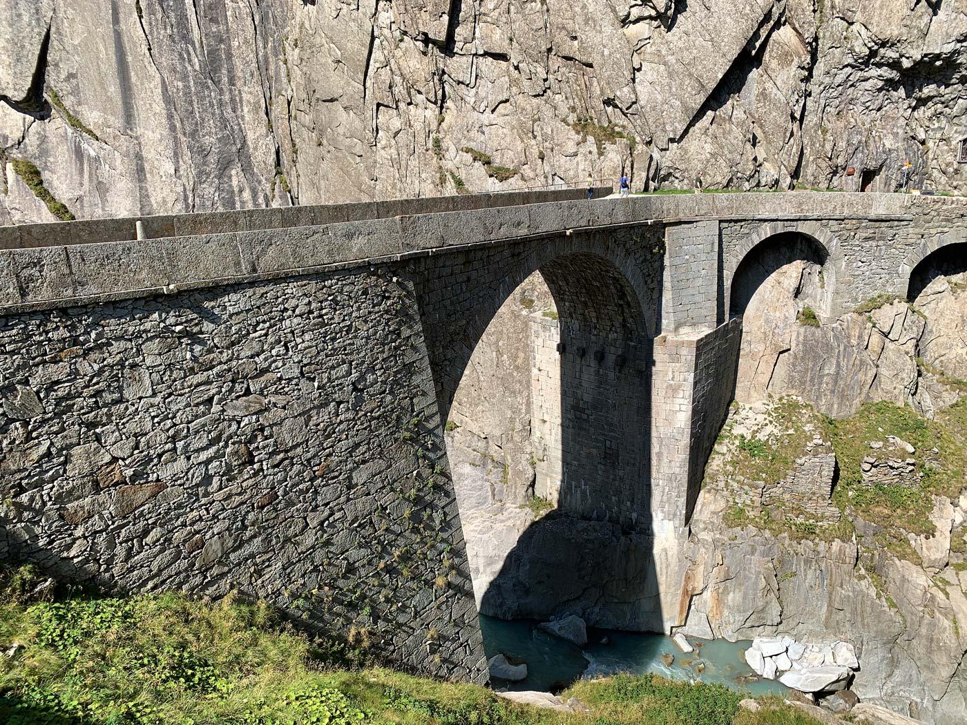 Zweite Teufelsbrücke