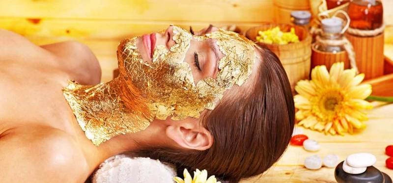 Gold Facial Review and Truth about Gold in Skincare - Road2beauty.com