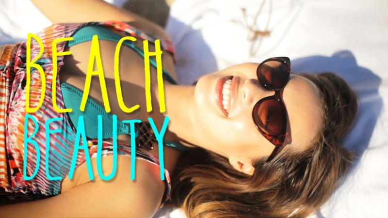 Press Release: DIY Skin Care Tips for Beach Holiday