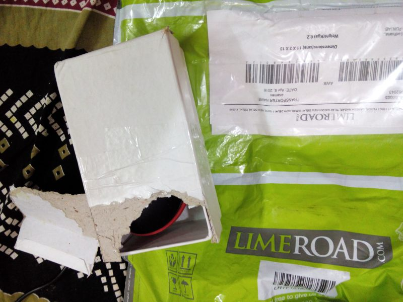 Limeroad Website Review; My Online Shopping Experience