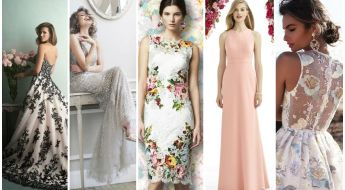 Sensational Wedding Outfits to Bring Out Your Inner Diva
