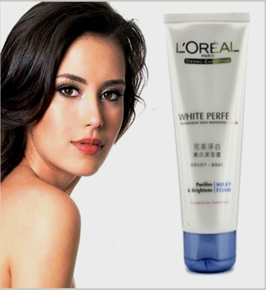 Review of LOreal Paris White Perfect Milky Foam Face Wash