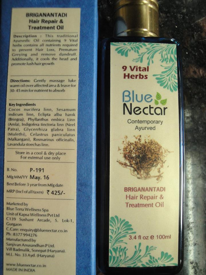 Blue Nectar Luxury Ayurveda Brand Review