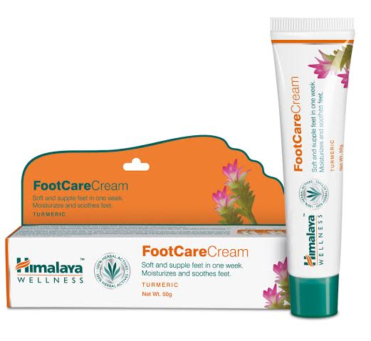 Himalaya Foot Care Cream Review