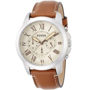 Fossil briggs watch best watch brand in India