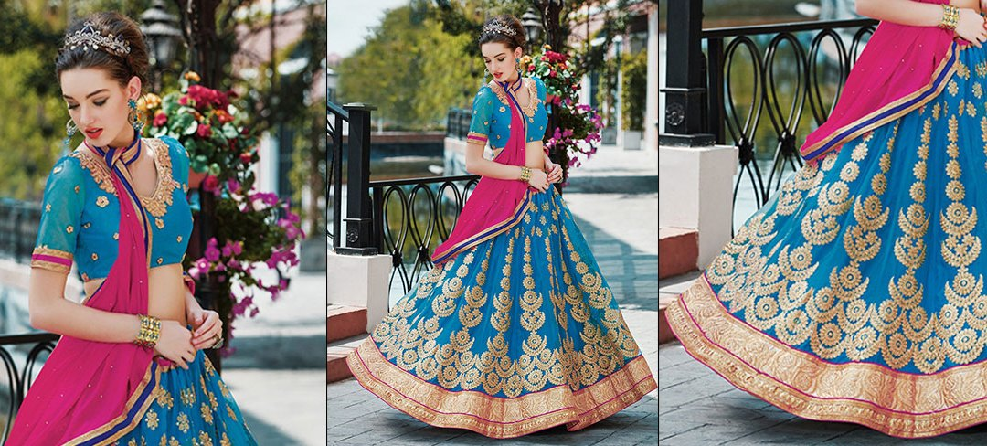 Latest bridal lehenga trends