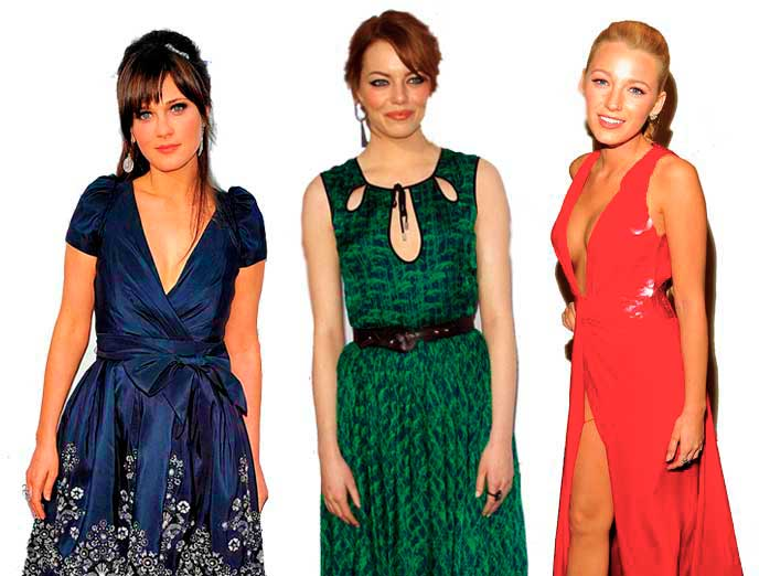 How to Choose the Color of Your Dress as per Your Skin Tone