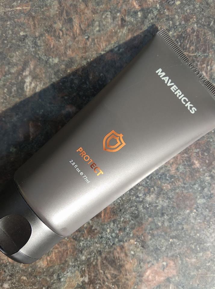 mavericks face kit protect