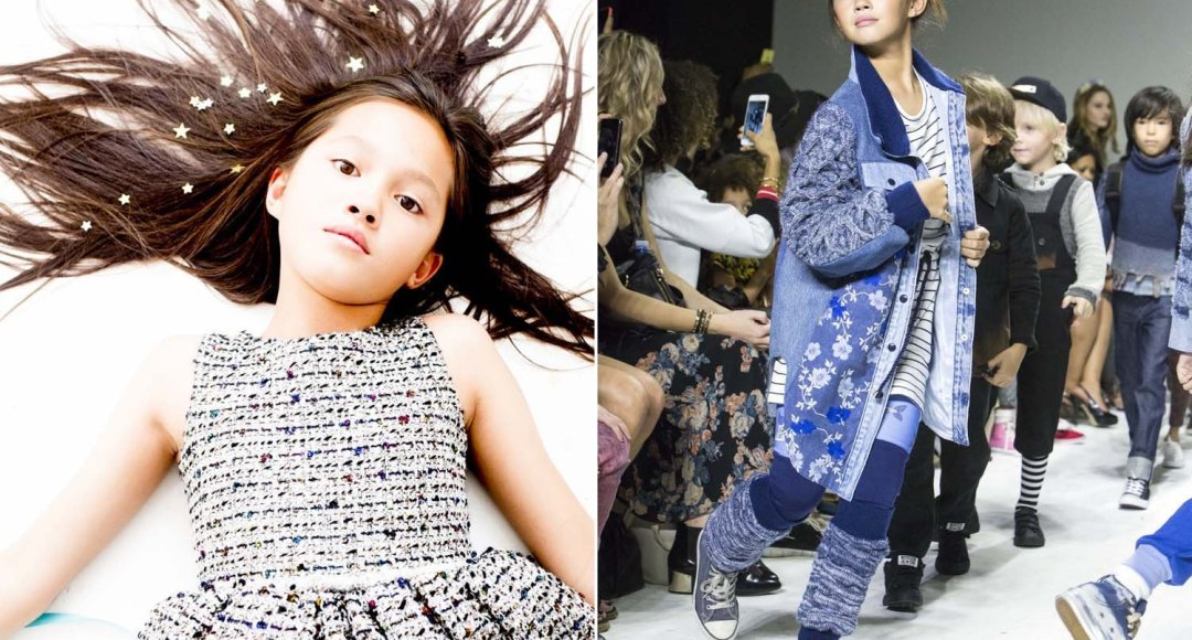 child modelling important things parents should know