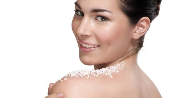 exfoliate often to make your skin glow