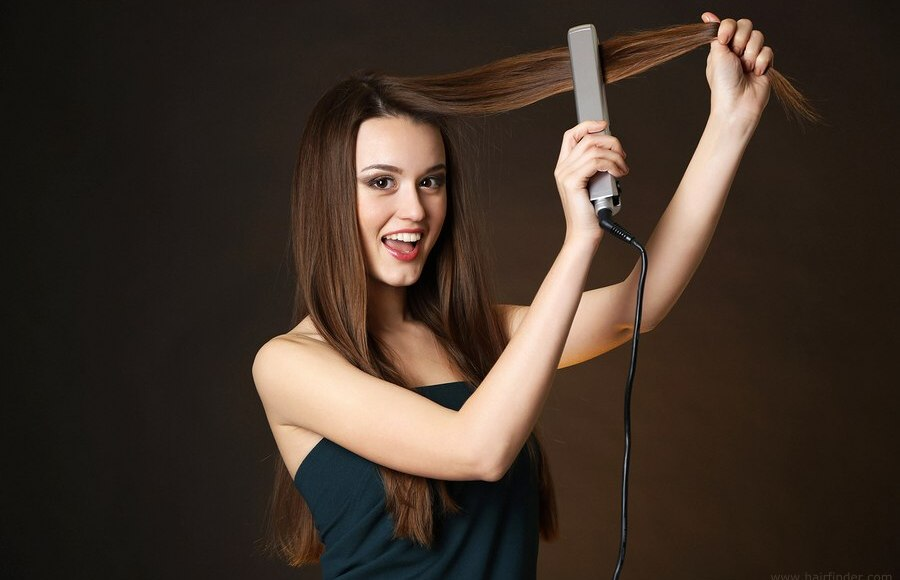 Tips for Straightening Your Hair Using a Flat Iron