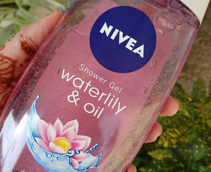 Nivea Water Lily And Oil Shower Gel Review