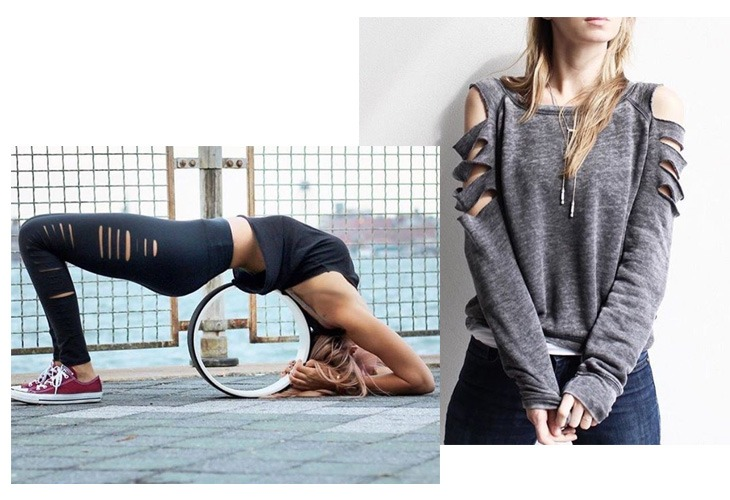 How to Dress for a Yoga Session